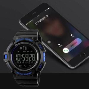 Skmei 1245 Jam Tangan Olahraga Smartwatch Bluetooth Tokopedia