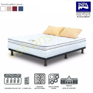 Musterring Multibed Master Pillow Top - 160x200 -HANYA KASUR DAN DIVAN