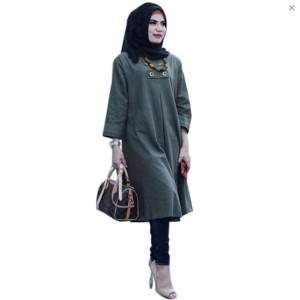 Baju Atasan Wanita Ekhy Tokopedia