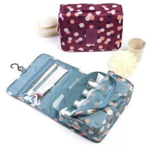 Korea Travel Hanging Gantung Toiletry Kosmetik Pouch Bag Organizer Tokopedia