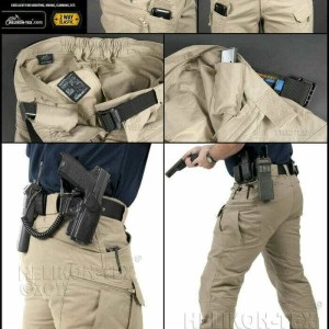 Celana Tactical Pria Celana Gunung Celana Polisi Gaul Tokopedia