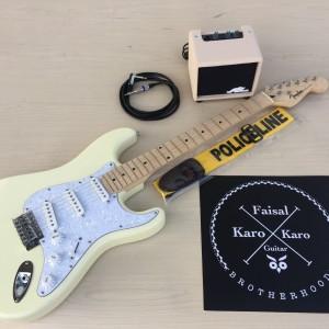 Gitar Fender Stratocaster Paketan