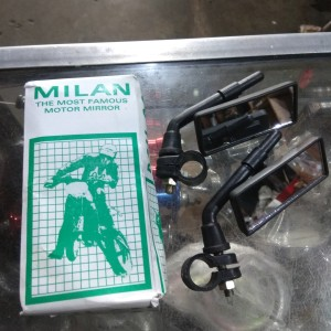 Jual Kaca Spion Milan Sepeda (1 Pasang)