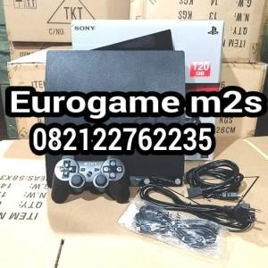 PS3 slim 120gb CFW terbaru 4.82 void sony