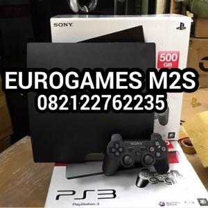 PS3 slim 500gb CFW terbaru 4.82 void sony