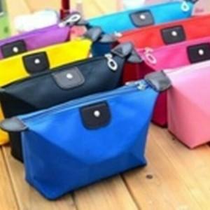 Tas Pouch Kosmetik Dompet Hand Bag Import Wanita Wallet Single Pouch Tokopedia