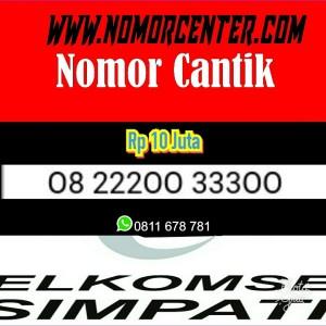 Indosat Im 3 Nomor Cantik 0857 162 70000 Daftar Harga Terlengkap Source · Jual Nomor Cantik Simpati Tsel DoubleAA 0822200 33300 NC 161