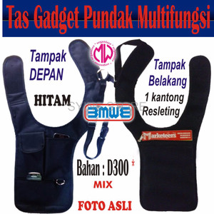 Tas Tactical Gadget Pundak Army Polisi Fbi Agen 00 Smartphone Edition Tokopedia