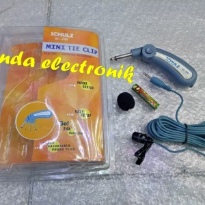 Mic Mini Clip On Bisa Pc Laptop Smartphone Tokopedia
