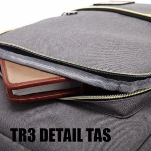 Jual Tas Ransel Tr3 Buku Backpack Laptop Ipad Punggung Kanvas Canvas Import