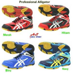 Diskon Sepatu Voli Badminton Professional Alligator Tokopedia