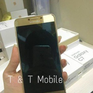 Samsung Galaxy C7 32gb Ram 4gb Sm C7000 New 100 Ori Tokopedia
