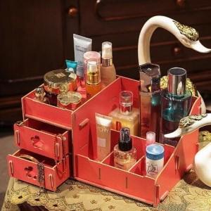 Rak Mini Serbaguna Rak Kosmetik Dapur Rak Kamar Mandi Rak Meja Belajar Tokopedia