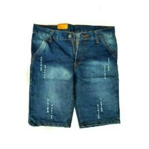 Celana Jeans Biru Celana Ripped Jeans Ripped Celana Panjang Tokopedia