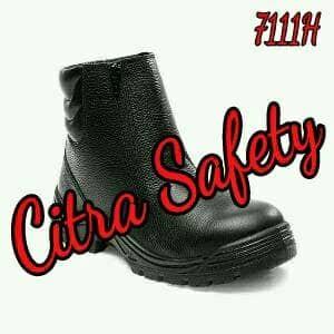 Sepatu Safety Cheetah 7111h Tokopedia