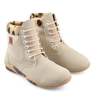 Sepatu Anak Perempuan Boots Casual Cbr6 110 Cnr Tokopedia