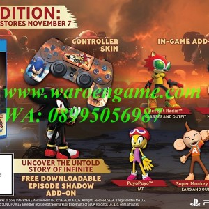 Game Sonic Forces Tokopedia