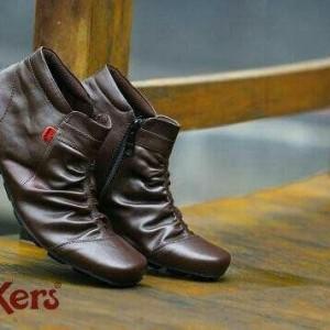 Sepatu Pria Wringke Sepatu Kerja Tokopedia