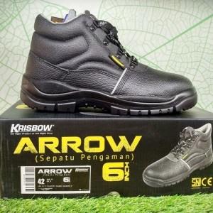 Sepatu Safety Krisbow Arrow Tokopedia