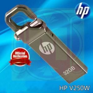 Flashdisk Hp 32gb Flash Disk Silver Tokopedia