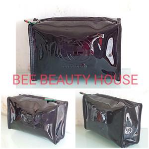 Makeup Pouch Tas Tempat Kosmetik Cantik Ungu Beauty Case Tokopedia