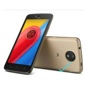Motorola Moto C 4g Warna Emas Tokopedia
