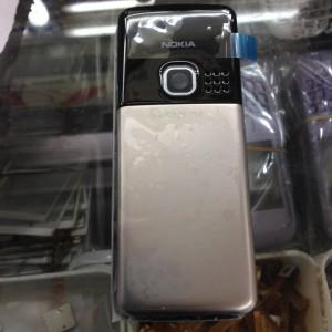 Nokia 6300 Classic Silver Tokopedia