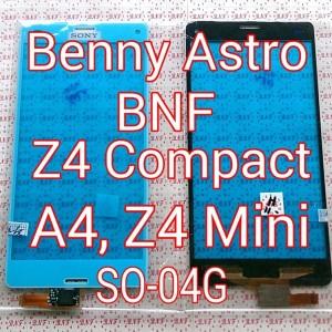 Sony Xperia A4 Z4 Compact Putih Tokopedia