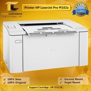 Hp Laserjet Pro M102a Tokopedia