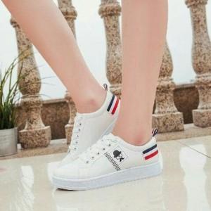 Sepatu Kets Casual Kumis Sp12 Tokopedia