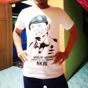 Kaos T Shirt Baju Nkri Harga Mati Tokopedia