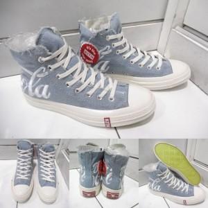 Sepatu Converse Grey Abu Abu Tokopedia