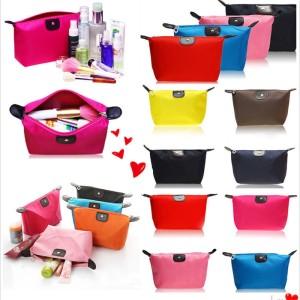 Diskon Colourfull Tas Kosmetik Bag Pouch Tempat Make Up Tokopedia