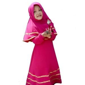 Gamis Anak Busana Muslim Anak Wanita Baju Anak Pakaian Anak Tokopedia