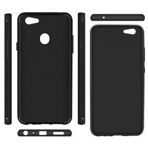 Slim Matte Case Black All Tipe Smartphone Tokopedia