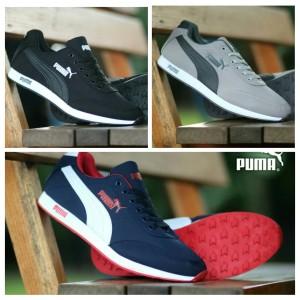 Sepatu Joging Puma Pria Import Tokopedia