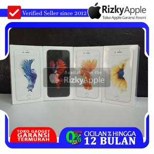 Original Apple Iphone 6s Garansi 1 Tahun 16gb Tokopedia