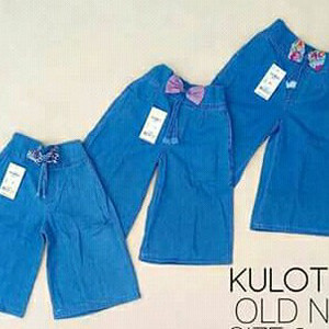 Rok Celana Soft Jeans Tokopedia