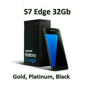 Galaxy S7 Edge 32gb Garansi Resmi Internasional 1 Tahun Original Tokopedia