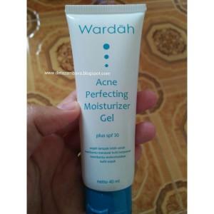 Kosmetik Wardah Acne Perfecting Moisturizer Gel Tokopedia