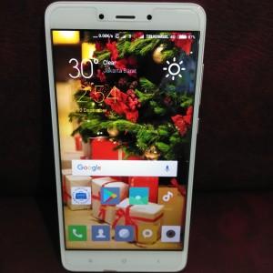 Xiaomi Redmi Note 4 Gold Ram 3 64gb Garansi 1 Th Tokopedia