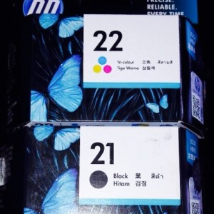 Tinta Hp 22 Colour Tokopedia