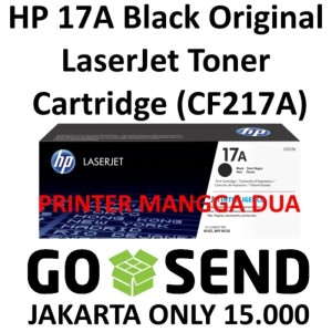 Toner Hp 17a Original Tokopedia