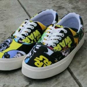 Sepatu Sneakers Vans Era Termurah Tokopedia