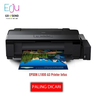 L1800 Epson Printer A3 Tokopedia