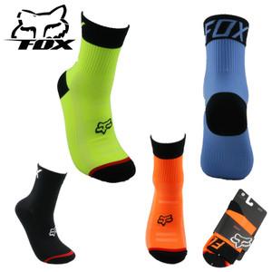 Kaos Kaki Sepeda Mtb Fox Socks Tokopedia