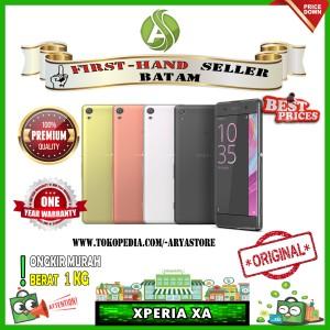 Sony Xperia Xa Dual F3116 Brandnew Original Segel Aryastore Free Ongkir Tokopedia