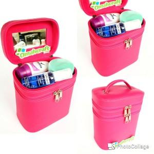 Pouch Kosmetik Tempat Makeup Beauty Case Tas Make Up Susun Tokopedia