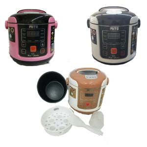 Mito digital rice cooker 1L 8in1/magic com mito
