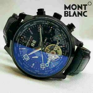 Jam Tangan Pria Montblanc Automatic Tokopedia